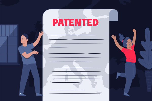 Blinking officially filed a blockchain patent with the European Patent Office!
