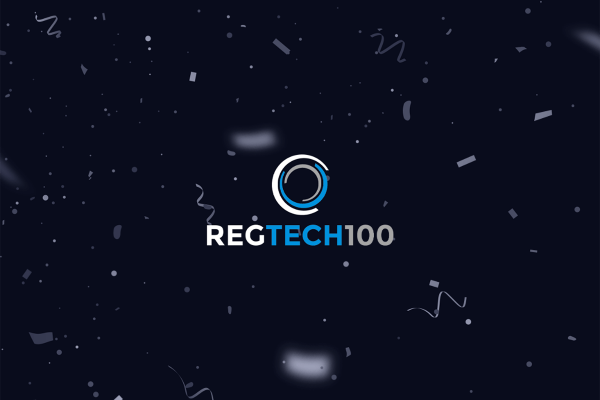 Blinking is selected as one of the most innovative regulatory technology companies by RegTech100
