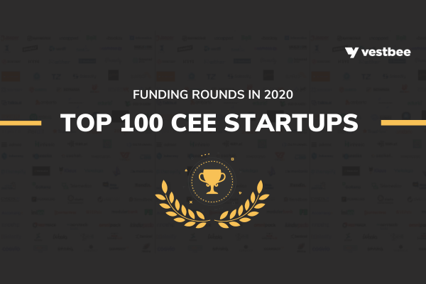 Blinking was listed in top 100 companies to receive funding on Vestbee online platform