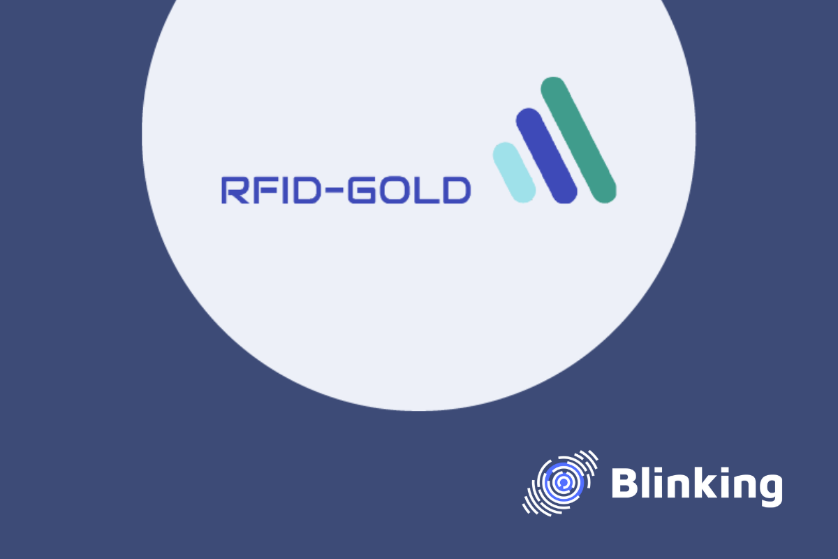 RFID-GOLD selects Blinking to power cryptocurrency gold trading